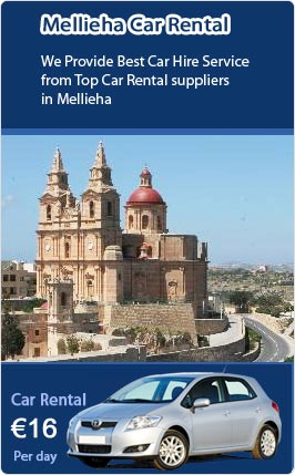 Mellieha Car Rental